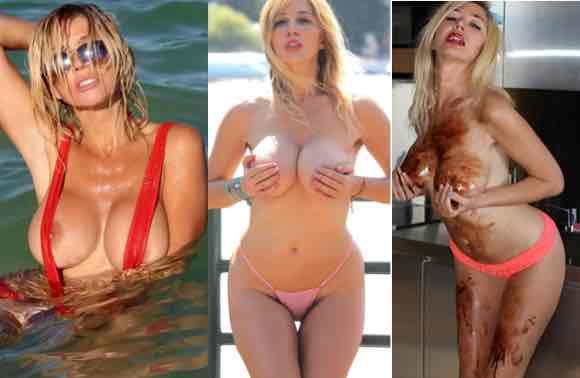 Nadeea Volianova Nude Photos Leaked!