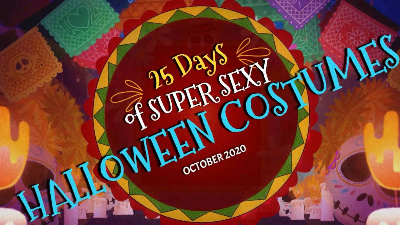 Kat Wonders 20 Days of Halloween 2020 – Day 2