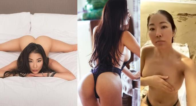 FULL VIDEO: Moon Maison Nude Korean Blogger!